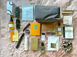 DELUXE GIFT SET w/ Coach cosmetic bag + Tom Ford, Le Labo, H