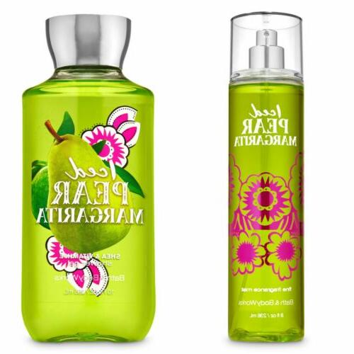 2 pc bath and body works iced