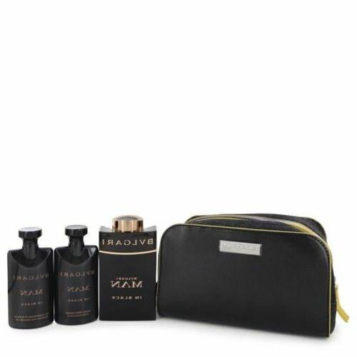 man in black cologne by gift set