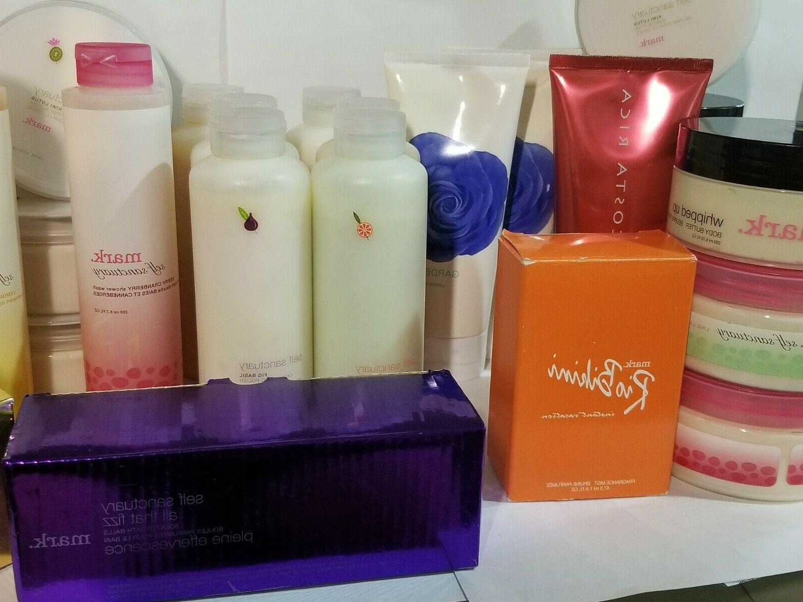 products body butter make up lotion perfume